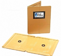 Rat Glue Traps / Rat Glue Boards / Sticky Boards (Pest Expert) 24 Pack